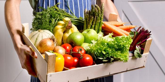 Fruits & Vegetables delivery